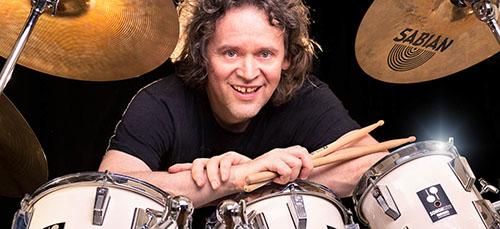 Schlagzeuger aus Köln - Mario Brüninghaus